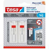 tesa Adjustable Adhesive Nail for Wallpaper & Plaster 1kg