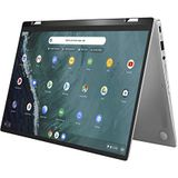 "ASUS Chromebook C434TA-AI0296, Laptop met touchscreen van 14"" Full-HD (Intel Core m3-8100Y, 8GB RAM, 128GB eMMC, UMA, Chrome OS) - QWERTY Nederlands Toetsenbord"