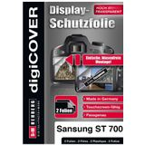 digiCOVER LCD Screen Protection Film voor Samsung ST700