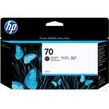 HP 70 Inktcartridge zwart (C9448A)