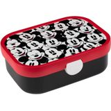 Mepal broodtrommel Campus Mickey Mouse 17,8 x 13,2 x 6,1 cm