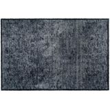 MD Entree Droogloopmat Soft and Deco Velvet antraciet 67 x 100 cm