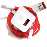 OnePlus 3 / 3T / 5 / 5T / 6 Originele Oplader met Dash 4A Adapter en 1 meter USB Type-C Dash kabel