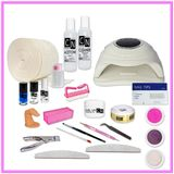 Mega Beauty Shop® UV Gel startpakket standaard met UV/LED Lamp (02)