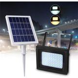 Zonne-energie 54 LED Light Sensor Flood Spot Light Outdoor Garden Path Beveiligingslamp