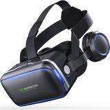 Bakeey VR Shinecon 6.0 360 graden stereo 3D Virtual Reality bril Box Headset voor 4.7-6.0 inch smartphone