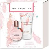 Betty Barclay Bohemian Romance eau de toilette 20 ml geschenkset (2-delig)