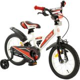 2Cycle BMX Kinderfiets - 14 inch - Rood-Wit