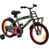 2Cycle Track Kinderfiets - 16 inch - Grijs
