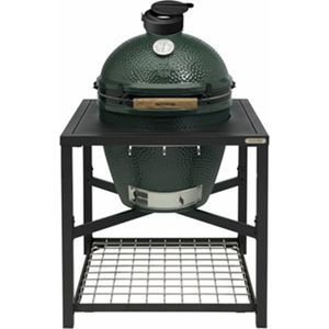 Big Green Egg charcoal grill set L (Large) green ceramic in