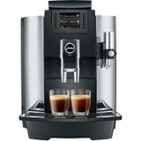 Jura we8 professional espressomachine, chrome