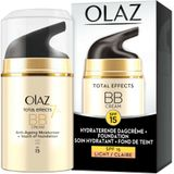 Olaz Total Effects BB Cream Light SPF 15 50 ml