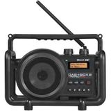 Perfectpro Digital Bouwradio DAB+BOX-2