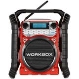 Perfectpro Bouwradio Workbox