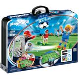 Playmobil Sports AND Action Meeneem Voetbalstadion