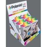 Polaroid 3D pen Play, display met 6 stuks (3 x 3D pen + 3 x filament voor 3D pen)