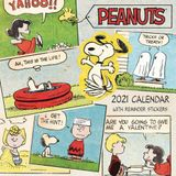 Peanuts Family Planner 2021