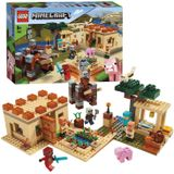 LEGO Minecraft 21160 De Illager Overval