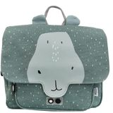 Trixie Rugzak Backpack Mr. Hippo Groen