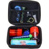 12 in 1 rokende waterpijpdoos tas set rollenset waterpijp cadeau voor roker