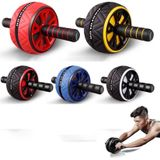 Ab Roller Big Wheel Buikspiertrainer voor Body Shaping Abs Core Workout Home Gym Fitness Trainingsapparatuur