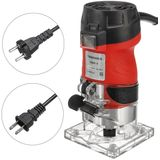 110 v/220 v 2200 w 30000 rmp 6.35mm rode elektrische hand trimmer hout laminaat palm router joiners router