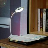 USB LED Leeslamp Clip-on Klem Bed Tafel Bureaulamp Nachtlampje