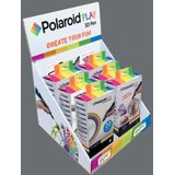 Polaroid 3D pen Play, display met 6 stuks (3 x 3D pen 3 x filament voor 3D pen)