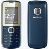 Nokia C2-00 origineel Black (zwart)