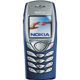 Nokia 6100 origineel Light blue (licht blauw)