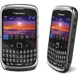 BlackBerry 3G 9300 Curve Black (zwart)