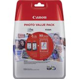 Inkcartridge canon pg-545xl cl-546xl -C448527 2448527 Photo value pack
