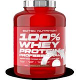 Scitec Nutrition 100% Whey Protein Professional - 2350g - Chocolate-Peanut Butter, pindakaas, chocolade