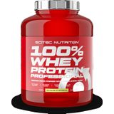 Scitec Nutrition 100% Whey Protein Professional - 2350g - Banana, banaan