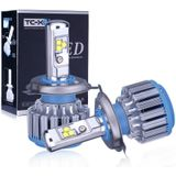 G9 H4 Auto LED Koplampen 80 W 9600LM XHP50 Chips Alle in een LED H7