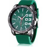 Goedkope Horloges Heren - Groen