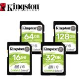 Kingston Sd-kaart 128 gb 64 gb geheugenkaart Class10 SDHC SDXC 32 gb 16 gb uhs-i HD video cartao de memoria carte sd tarjeta Voor Camera - 16GB