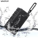 Wavefun Cuboid Bluetooth Speaker Outdoor Fiets IP65 Waterdicht met NFC Mic Mini Draagbare Bluetooth Draadloze Speaker voor Telefoon