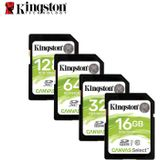 Kingston Sd-kaart 128 gb 64 gb 32 gb 16 gb geheugenkaart Class10 SDHC SDXC uhs-i HD video cartao de memoria carte sd tarjeta Voor Camera - 32GB