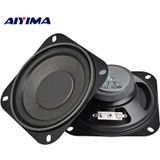 AIYIMA 2 stks 4 Inch Audio Draagbare Subwoofer Speakers 6Ohm 10 w DIY Home Theater Sound System Draadloze Altavoz Bluetooth speaker