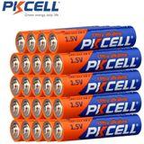 24 stks/partij PKCELL LR03 AAA Batterijen 1.5 v 3A Alkaline Batterij AM4 E92 Primaire & Droge Batterijen