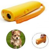 TINGHAO Ultrasone Anti Barking Pet Dog Repeller Controle Training LED Licht Apparaat Tool