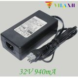 1 Stks Voor HP OfficeJet PSC 1350 1355 2410 2410xi 2450 2510 2600 2610 55100957-2146 32 V 940mA AC Power Adapter Oplader