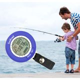 TSAI Vissen Barometer multifunctionele LCD Digitale Outdoor Vissen Barometer Hoogtemeter Thermometer