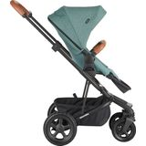 Easywalker Harvey 2 All-Terrain Kinderwagen Pine Green