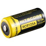 Nitecore Li-ion battery NL166 650mah blister 1