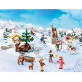 PLAYMOBIL Adventskalender - Heidi's Winterwereld