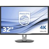 Philips P Line 4K LCD-monitor met Ultra Wide-Color 328P6VJEB/00