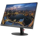 "Lenovo ThinkVision T24d LED display 61 cm (24"") WUXGA Flat Zwart"