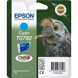 Epson inktpatroon Cyan T0792 Claria Photographic Ink